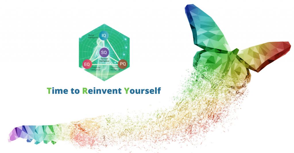 time to reinvent yourself with self mastery multi-intelligence NLP coaching