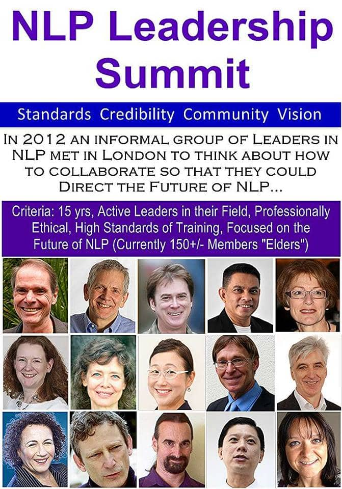 NLP Leadership Summit