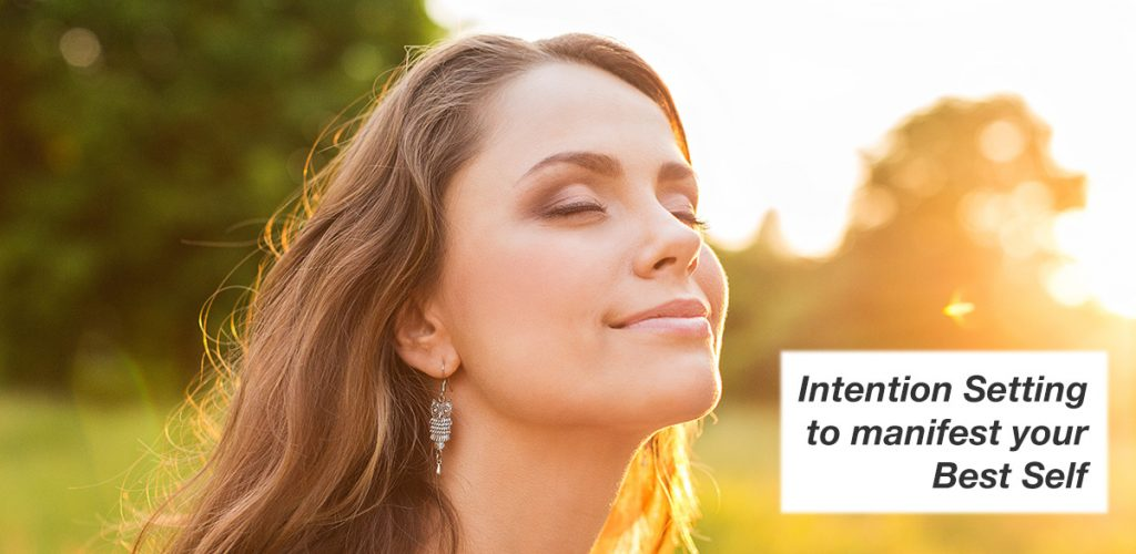 Intention Setting with NLP