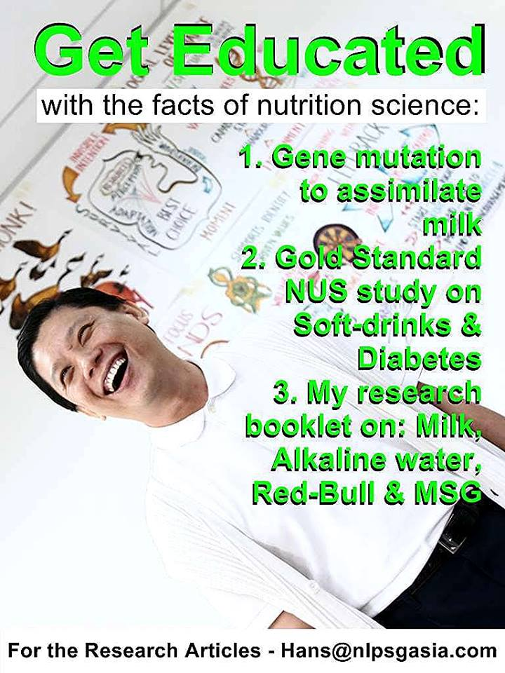Nutrition Science Research Articles