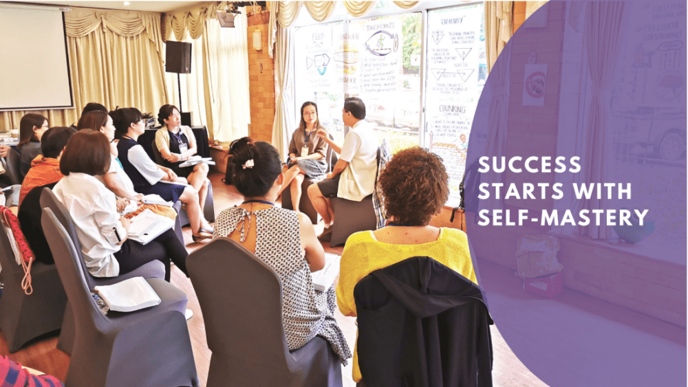 self mastery communication and coaching NLP