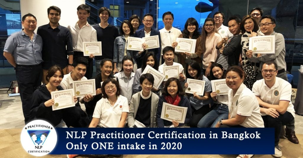 NLP Practitioner Certification Bangkok