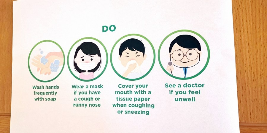 health and hygiene COVID-19