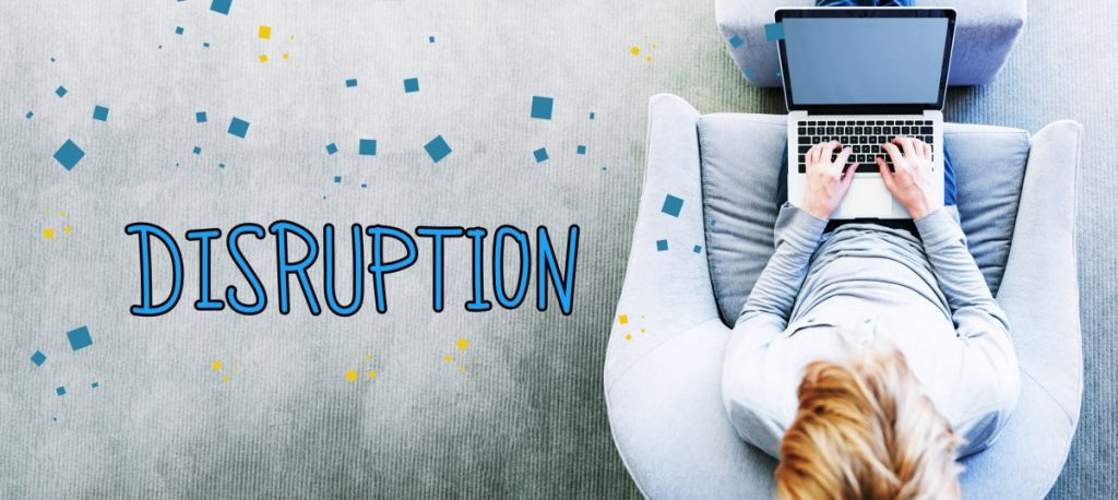 reinvent yourself in this disruptive economy