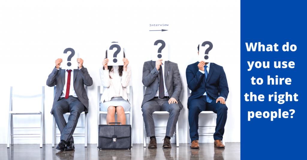 profile recruitment candidates with LAB Profile 2021