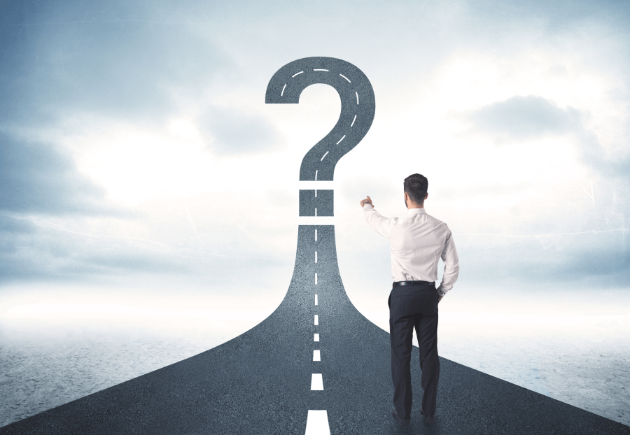 questions are the answers leadership