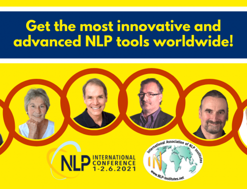 Once in a lifetime NLP International Online Conference 2021