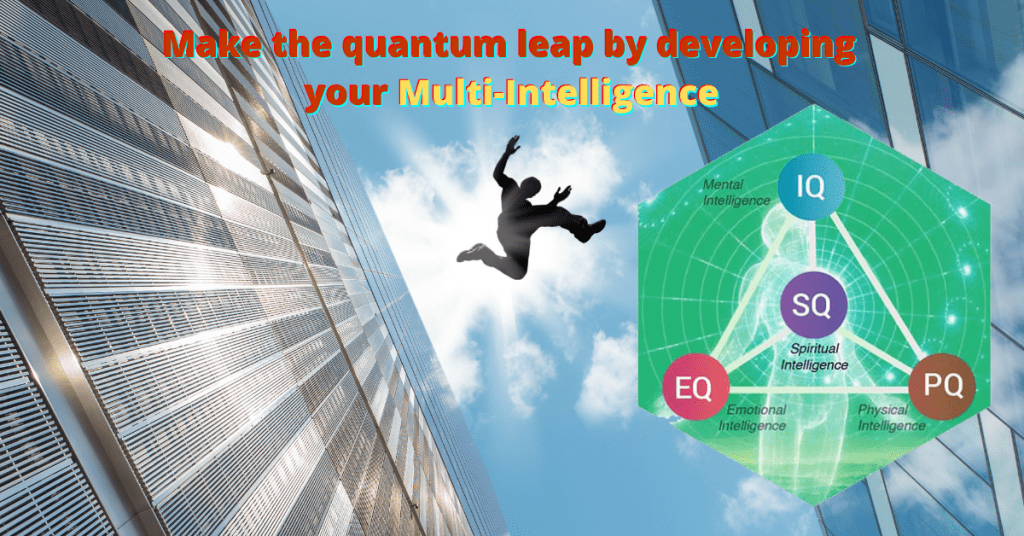 make the quantum leap in your professional development with multi-intelligence human communication skills