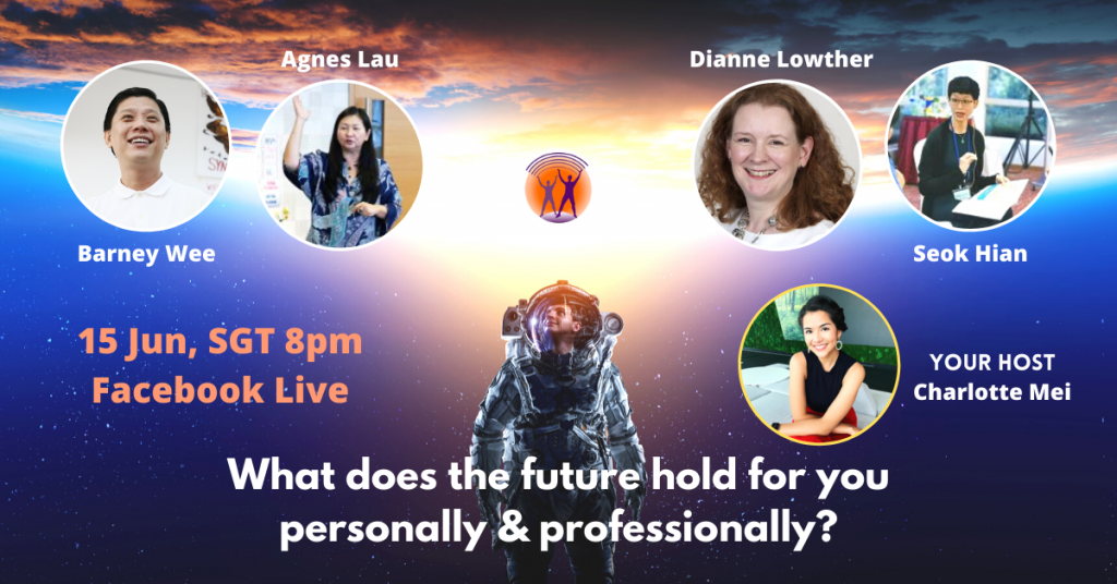 what does the future hold for you personally and professionally